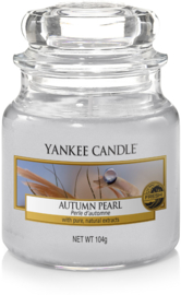 Yankee Candle Autumn Pearl - Small