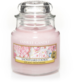 Yankee Candle Snowflake Cookie - Small