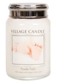 Village Candle Powder Fresh - Large Candle