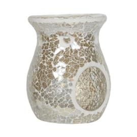 Woodbridge Candle Gold Crackle Melt Warmer