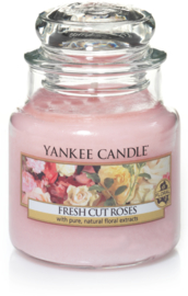 Yankee Candle Fresh Cut Roses - Small