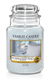 Yankee Candle A Calm And Quiet Place - Large