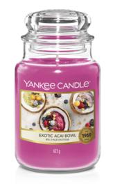 Yankee Candle Exotic Acai Bowl - Large