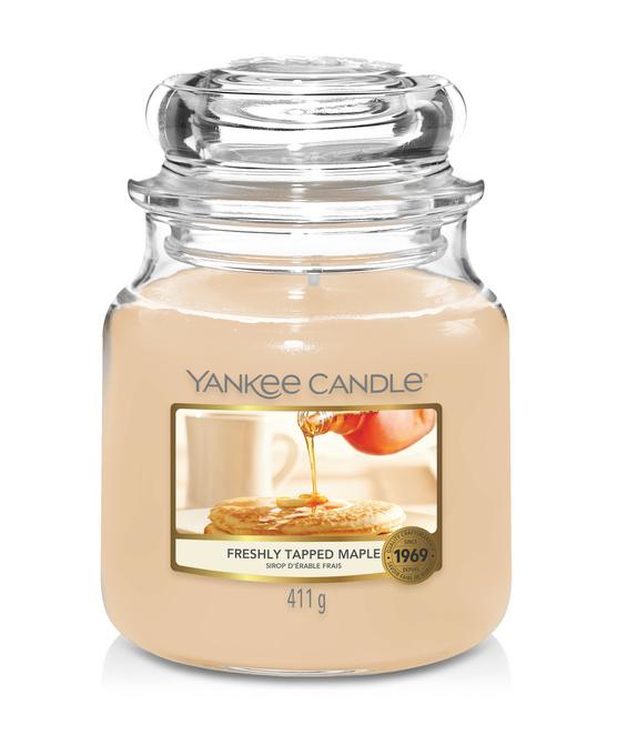Yankee Candle Freshly Tapped Maple - Medium