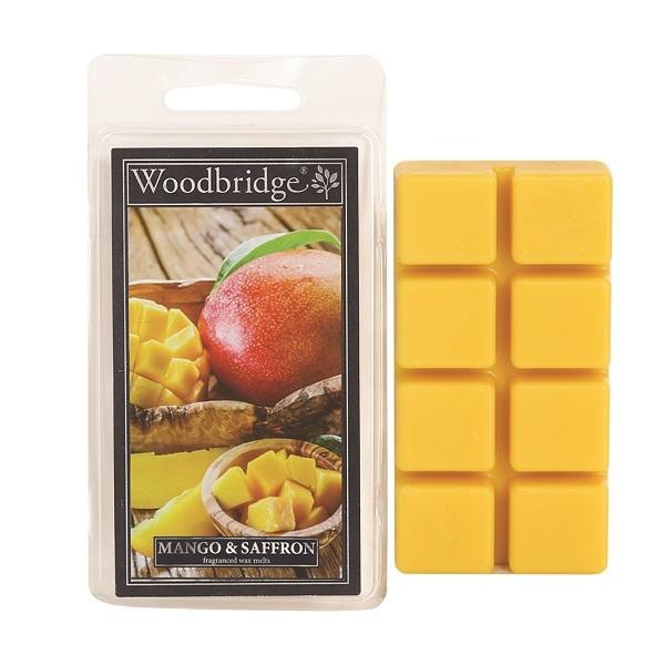Woodbridge Mango & Saffron Wax Melt