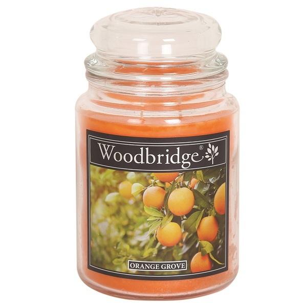 Woodbridge Orange Grove 565g Large Candle