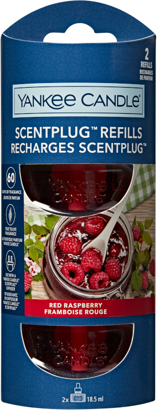 Yankee Candle Red Raspberry NEW ELECTRIC REFILL