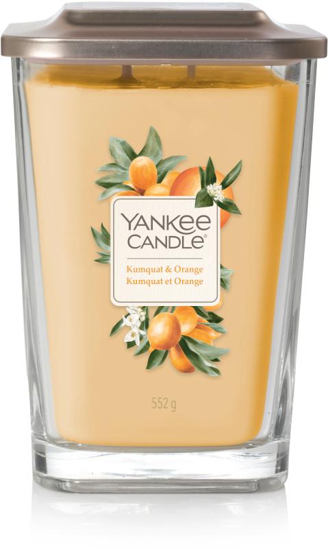 Kumquat & Orange Large Vessel