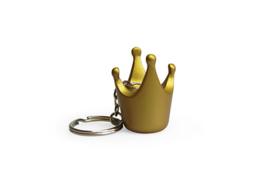Kroon sleutelhanger (2 kleuren)