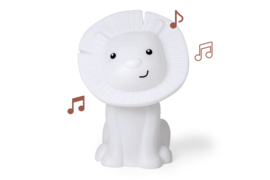 Hakuna Leeuw draadloze speaker, licht & USB rechar