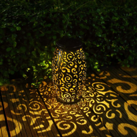 Cylinder table lamp 23 cm