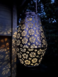 Floral pattern - Table lamp - Solar