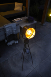 Leipzig - Industrial - Staande Buitenlamp 80cm (H)