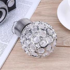 Crystal Ball - White light - Set of 3