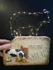 Solar Koe - Fresh Milk - Verlichting op zonne-energie