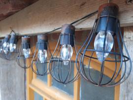 Industrial - 10 Hanglampjes - Solar