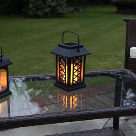 Kaarslicht - Tafellamp 17,5 cm - Solar
