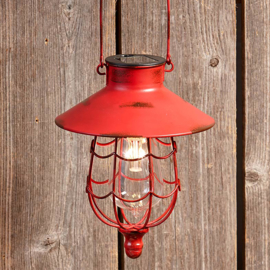Campagne - Solar Hanglamp - Rood