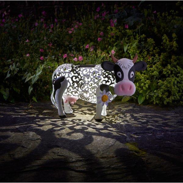 Daisy Cow - Solar Koe - Verlichting op zonne-energie