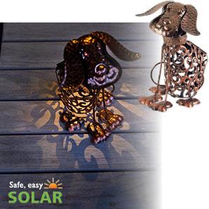 Hond - Metaal - Solar