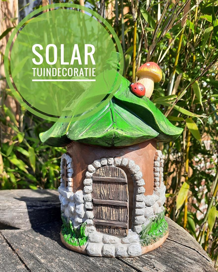solar tuindecoratie