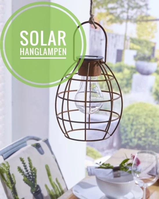 solar hanglampen