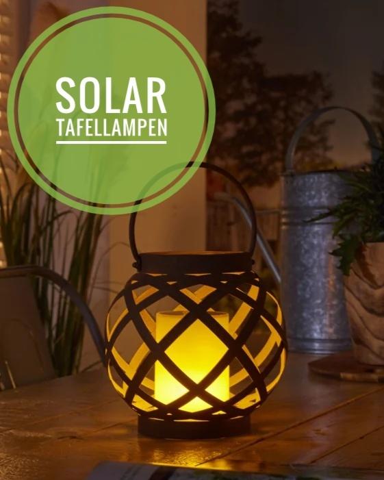 solar tafellampen