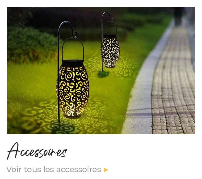 Solar accessoires kopen | Enjoythesun.nl Tuinsteker Wandhaak
