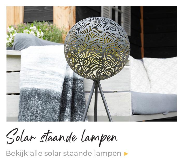 Solar staande lampen kopen | Enjoythesun.nl