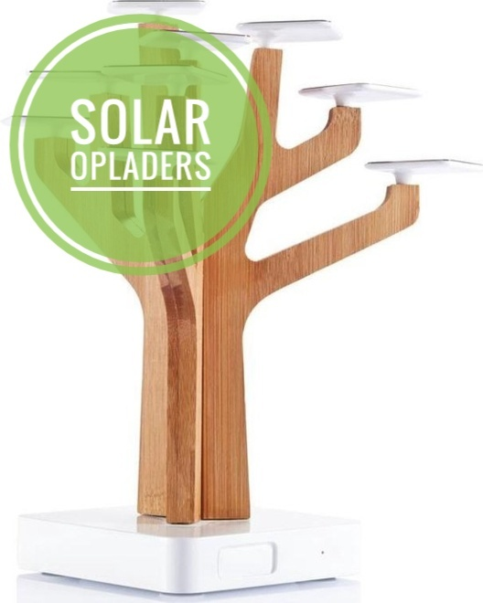 solar opladers