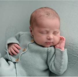 Newbornpakje Mint