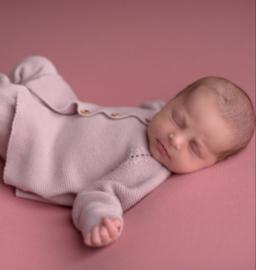 Newbornpakje Roze
