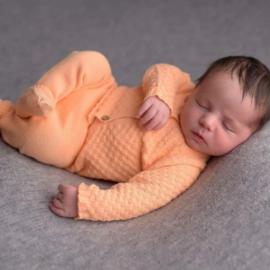 Newbornpakje Zalm