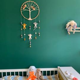 Babykamerdecoratie