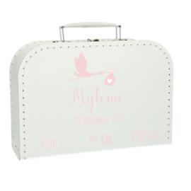 Baby Koffertje - Geboortekoffertje Girl