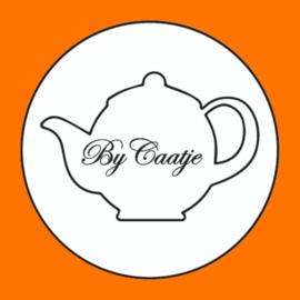By Caatje Oranje Zomer High Tea Box voor 2 personen