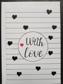 Kaart With love