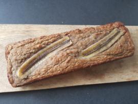 Een heel home made GLUTENVRIJ bananenbrood - als aanvulling op een high tea box  NIEUW!!!