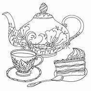 BY CAATJE STANDAARD HIGH TEA