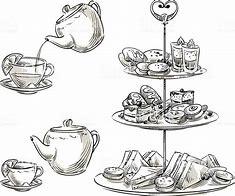 BY CAATJE ROYAL HIGH TEA