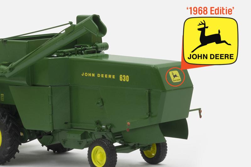 John Deere 630 '1968 Editie' | UITVERKOCHT!