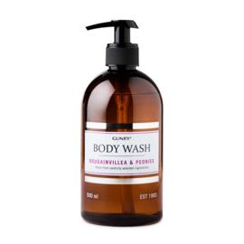 Gunry - Body Wash - Bougainvillea & Peonies