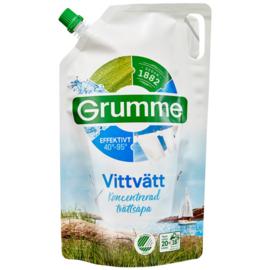 Grumme - Eco Wasmiddel wit