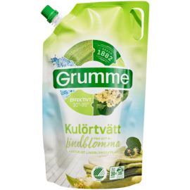 Grumme - Eco Wasmiddel kleur - Lindblomma