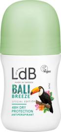 LdB - Deodorant roller Vegan - Bali Breeze (limited edition)