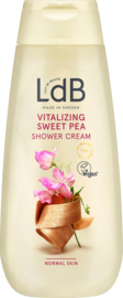 LdB - Douche crème Vegan - Vitalizing Sweet Pea