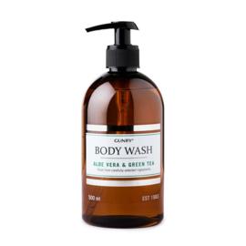 Gunry - Body Wash - Aloë Vera & Green Tea