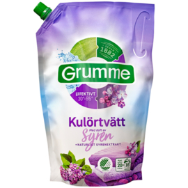 Grumme - Eco Wasmiddel kleur - Syren
