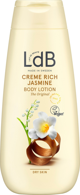 LdB - Bodylotion Vegan - Rich Jasmine
