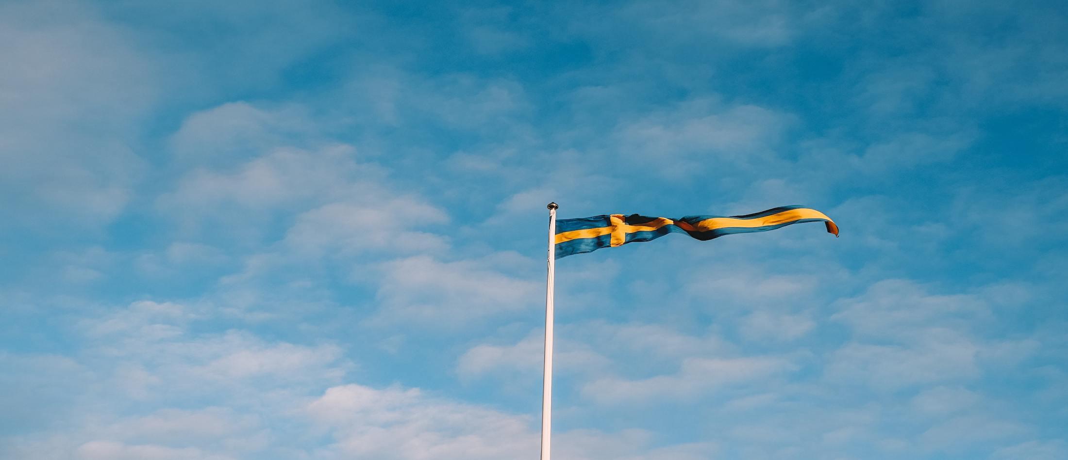 Vlag Sverige
